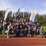 Yleisurheilun Seuracupin voitto Lempäälään – Erin Lönnqvistin aitakisavoittoa seurasi onnistumiskierre