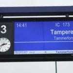 M-junalla Lempäälästä arkisin neljästi päivässä – VR:llä uudet kaukoliikenteen aikataulut 15.12. alkaen