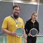 Gleisner ja Roininen ylivoimaisiin voittoihin Suomen cupissa