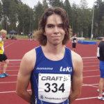 Santtu Heikkinen putsasi palkintopöydät yleisurheilukauden päättäjäisissä