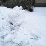 Auran etulevyn kulman muuttamisella vältyttäisiin liittymien lumikaaokselta