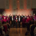 Joulun iloa, riemua ja rauhaa – Kamarikuoro Camenalla joulukonsertti Pyhän Birgitan kirkossa