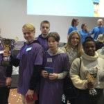 Hakkarin koululla hallitaan talousopit – Kahdeksasluokkalaiset menestyivät Taloussankari-kisassa