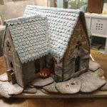 Pastori teki piparitaikinasta Pyhän Birgitan kirkon – Lukuisat yksityiskohdat ihastuttavat katsojaa