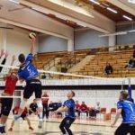 Lempo-Volleylla monta syytä tuuletteluun