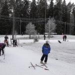 LeKi:n hiihtäjät vauhdissa, sunnuntaina kilpailut Hakkarissa