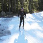 Lumella ja ilman: Talviloman viettoa Hakkarissa