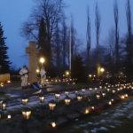 Jo 70 jouluna kunniavartio Lempäälän sankarihaudalla