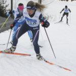 Oona Kettunen 15:s SM-hiihdoissa Vöyrillä