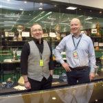 Maailman ensimmäinen salibandymuseo avasi ovensa Ideaparkissa