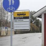 Aikataulumuutoksia bussilinjoille 50 ja 55 – Vesilahden aamuvuorojen lähtöjä on aikaistettu
