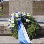 Kaatuneitten muistopäivää vietettiin 17.5.