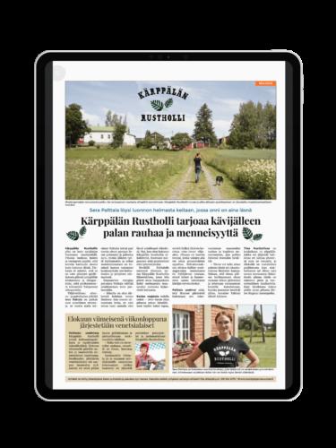 Lempäälän-Vesilahden Sanomat sisältömarkkinointi