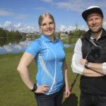 Golf sopii kaikille – mieli virkistyy ja kunto kohenee viheriöllä