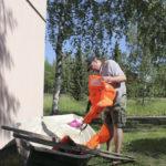 Entisen Tapparan pelaajan lahjoittamalla soutuveneellä tehdään hyvää Lempäälässä