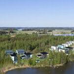 Vesilahden kirkonkylän rantaviivasta suurin osa on rakennettua – Haluammeko kaavoittaa samaan tapaan myös Lammasniemen?