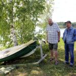 Lahjoitusvene laskettiin vesille Lempäälässä