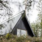 Onko tässä Suomen hienoin kappeli? – Lempäälän Tervajärven moderni leirikappeli syntyi talkootyönä