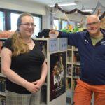Lempo-Volleyn kausikortit lainattavissa Lempäälän kirjastoissa