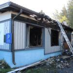 Ihmiset saatiin yön sylissä turvaan: Raju tulipalo Marjakaaressa