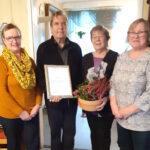 Lempäälän vammaisneuvosto myönsi palkinnon: Lempäälä soi -tapahtuma järjestetty esteettömästi