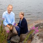 """Tyttärensä menettäneet Minna ja Veli-Pekka Joki-Erkkilä: """"Maailmassa ei ole haavaa, jota Jumala ei voi parantaa"""""""