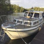 Syksyn muistilista veneilijälle – muista huoltaa veneesi talviteloille veneilykauden päätteeksi