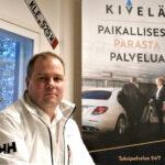 Moititusta taksilaista uusi avaus Taksipalvelu Mikko Kivelälle