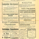 Älveeäs ja Ilves ja paljon kaikkea muuta vuonna 1931