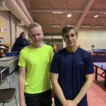 Pöytätenniksen 17-vuotiaiden SM-kultamitali Lempäälään