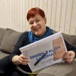 Sinisen Talon Sanomissa tekijät valavat uskoa itseensä – Lempäälän kuntouttavan työtoiminnan puitteissa tehdään uutta verkkolehteä