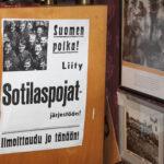 Museoraitilla juhlistetaan lottajärjestön perustamista sata vuotta sitten – Perinnekammarin lottanäyttely odottaa koronatonta kesää