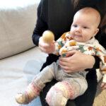 Marakassipussukka kutsuu perhemuskariin – Lempäälän seurakunta onnittelee vauvaperheitä soitinlahjalla