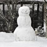 Lukijan kuva: Nyt tuli lunta
