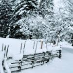 Lukijan kuva: Lumipeite