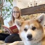 Toisen silmän sokeus yllätti vanhemmat – Kirjastovirkailija vinkkasi sopivasta palvelusta