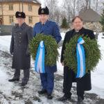 Everstiluutnantti Matti Heininen Vesilahdessa: Talvisodan päättymisestä tasan 81 vuotta