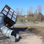 Nappulajuoksut syksyllä – lasten liikennepuiston kausi alkuun ilman avajaisia