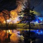 Autoja tulessa aamuyöllä Lempäälässä