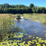Iso-Savijärven kunnostusyhdistykselle avustus omaehtoiseen vesienhoitotyöhön