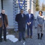 Vesilahden biokaasulaitos alkaa palvella Lempäälän kaasutankkausasemia