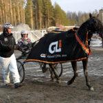 Kristian Lellan omistama ja valmentama Way to go voitti GLi Grand Prix'n