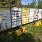 Ennakkoäänten laskenta valmistui – Tällaisia olivat puolueiden alustavat tulokset Lempäälässä ja Vesilahdessa