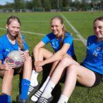 """""""Jalkapallo on iso osa elämääni"""", sanoo LeKin naisjoukkueen kapteeni Laura Lampi"""