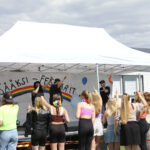 Sääksjärven koulu järjesti kesän ensimmäiset festarit – Sääksifestareilla koko koulu pääsee juhlimaan