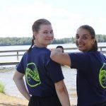 Lempäälän rantauimakoulut toteutuvat sittenkin – katso kuvat ensimmäisen päivän polskinnoista