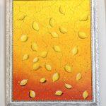 Anneli Heikkisen maalauksissa hehkuu värien kirjo – lempääläistaiteilija on näyttelyllään mukana Taidesuunnistus-tapahtumassa