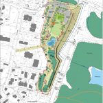 Areena, parkour, pumptrack, arboretum… : Halkolannotkoon esitetään laajaa puistoaluetta