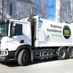 Kuljetuksia on kilpailutettu uudelleen: Jäteastian tyhjennyksen päivä tai viikko voi muuttua