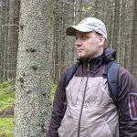 """""""Lempäälässä luonnon puolustamiseen suhtaudutaan nihkeästi"""" – Sääksjärveläisen Teemu Hiltusen huolena on laajan metsäalueen pirstoutuminen"""